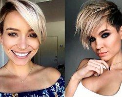 Fryzury pixie i undercut - 20 propozycji na krótkie cięcie dla blondynek