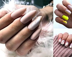 Jasny manicure - 25 stylowych i subtelnych zdobień