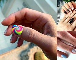 Manicure dla krótkich paznokci - galeria najpiękniejszych stylizacji