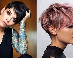 Najbardziej zmysłowe fryzury z grzywką. Najnowsze trendy z internetu!