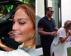 Kłopotliwy prezent? Jennifer Lopez na urodziny dostała Porsche, lecz nie prowadzi od ponad 25 lat! Tak wyglądał jej drugi DEBIUT za kółkiem