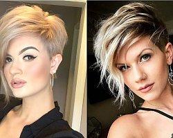 Krótkie fryzury z grzywką. 20 najpiękniejszych cięć dla wielbicielek krótkich włosów