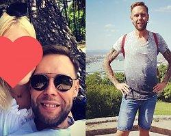 """Mateusz """"Big Boy"""" Borkowski pokazał nową dziewczynę! To piękna blondynka, ale ma pewien sekret"""