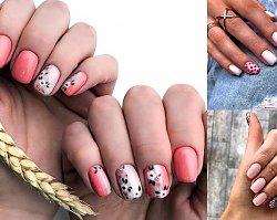 Manicure dla krótkich paznokci - galeria nawoczesnych zdobień