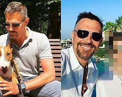 Krzysztof Ibisz zabrał syna na Kretę. Toć to mały klon taty - widzicie to podobieństwo?