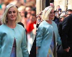 Katy Perry za rękę z Orlando Bloomem zmierza na ślub Ellie Goulding. Jeszcze nigdy nie widzieliście jej tak szczęśliwej!