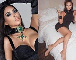 Kim Kardashian PRZESADZIŁA z Photoshopem i na zdjęciu, jakie właśnie opublikowała, wygląda jakby miała SZEŚĆ palców!