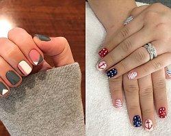 Manicure dla krótkich paznokci - ta galeria wzorów Cię zauroczy!