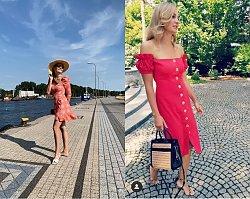 Małgorzata Socha pokazała zdjęcia w sukni ślubnej. Piękna, choć skromna stylizacja