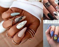 25 odsłon manicure - te zdobienia to prawdziwe arcydzieła!