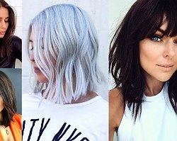 Modne fryzury do ramion – ich ułożenie nie zajmie Ci więcej niż 10 minut!