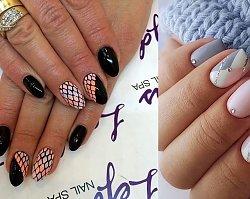 Jesienny manicure - ponad 20 wzorów paznokci na nadchodzącą jesień