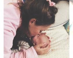 Pierwsze urodziny córeczki Olgi Frycz za nami