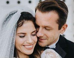 Weronika Rosati wzięła ślub w serialu. Pokazała się w pięknej i subtelnej SUKNI ŚLUBNEJ!