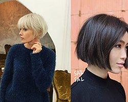 Short bob- galeria modnych cięć. Trendy 2019/2020