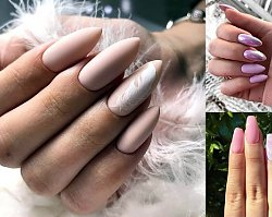 Jasny manicure - 21 stylowych i dziewczęcych zdobień