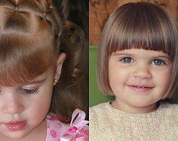 Modne fryzury dla dziewczynek - ponad 30 pomysłów na cięcia i uczesania dla małych dam!