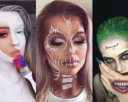 Makijaż na Halloween 2019. Sprawdź 30 propozycji mrożących krew w żyłach
