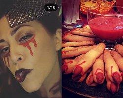 Natalia Kukulska też straszyła w Halloween. Zobaczcie, jak wyglądała jej wypasiona impreza!