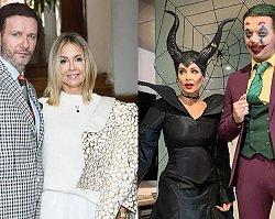 Małgorzata Rozenek i Radek Majdan swoim przebraniem na Halloween rozwalili system! Jej strój to majstersztyk