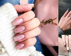 15 pomysłów na nietuzinkowy manicure z dodatkiem geometrycznych zdobień! [galeria]