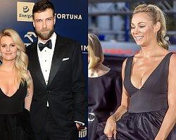 Zofia Zborowska POŻYCZYŁA tę sukienkę na bal od Soni Bohosiewicz! Która wyglądała lepiej?