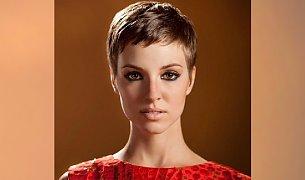 Fryzury z charakterem: propozycje dla krótkich włosów