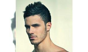 Modne fryzury męskie - galeria trendów 2014
