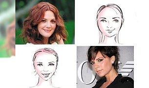 Jak dopasować fryzurę do kształtu twarzy? Zobacz poradnik