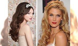 Upięcia z długich włosów - trendy fryzury na 2014 rok