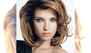 Katalog cięć dla włosów półdługich - zobacz