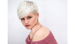 Krótkie fryzury 2014: cięcie pixie