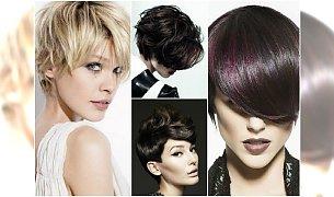 Krótkie fryzury 2015. Najpiękniejsze, najbardziej kobiece, ultra seksowne