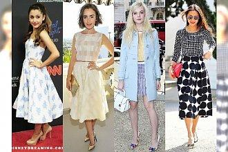 13 Celebrytów z najciekawszym, dziewczęcym stylem