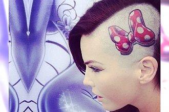 Golimy boki - fryzury dla bardzo odważnych dziewczyn