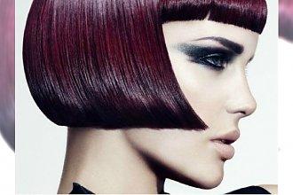 Krótkie fryzury w awangardowym stylu