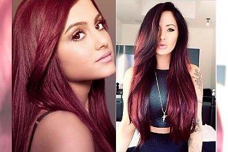 Maroon hair, czyli ognista metamorfoza w sam raz dla Ciebie!