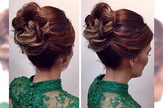 Bożonarodzeniowe fryzury damskie - moc inspiracji