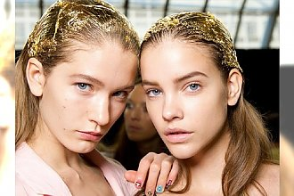 Trend na 2015 - Metaliczna koloryzacja włosów