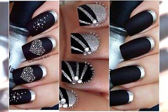 Elegancki manicure na specjalne okazje
