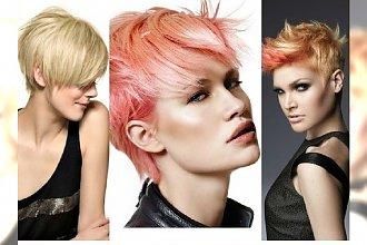 Krótkie fryzury 2015 - trendy, które pokochacie!