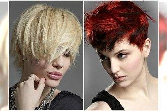 Krótkie fryzury w najmodniejszych kolorach sezonu