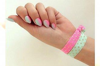 Pastelowe paznokcie na przekór zimie! Najpiękniejszy manicure z Waszych galerii