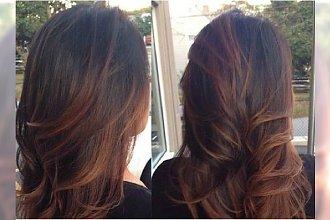 Ciemne refleksy - super trend w koloryzacji dla brunetek