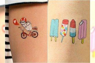Zmywalne tatuaże Tattly Tattoos - hit czy kit?