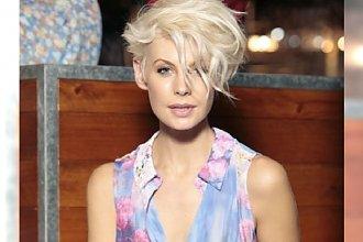 Krótkie i półkrótkie hot cięcia włosów dla blondynek - odsłaniamy wyżyny kobiecości