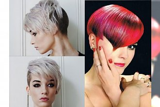 Perfekcyjnie krótkie fryzury, czyli czarujący fryzjerski trend na wiosnę/lato 2015