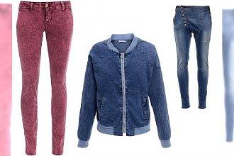 Jeans od Unisono - wiosenne trendy na 2015 rok!