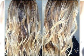Multicolor blond - pomysł na modny kolor włosów dla blondynek