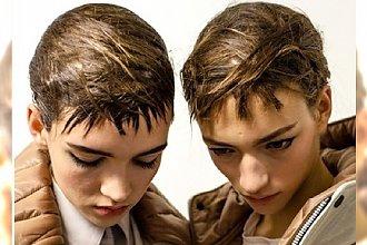 Najlepsze fryzury z pokazów New York Fashion Week